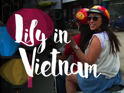 Lily in Vietnam