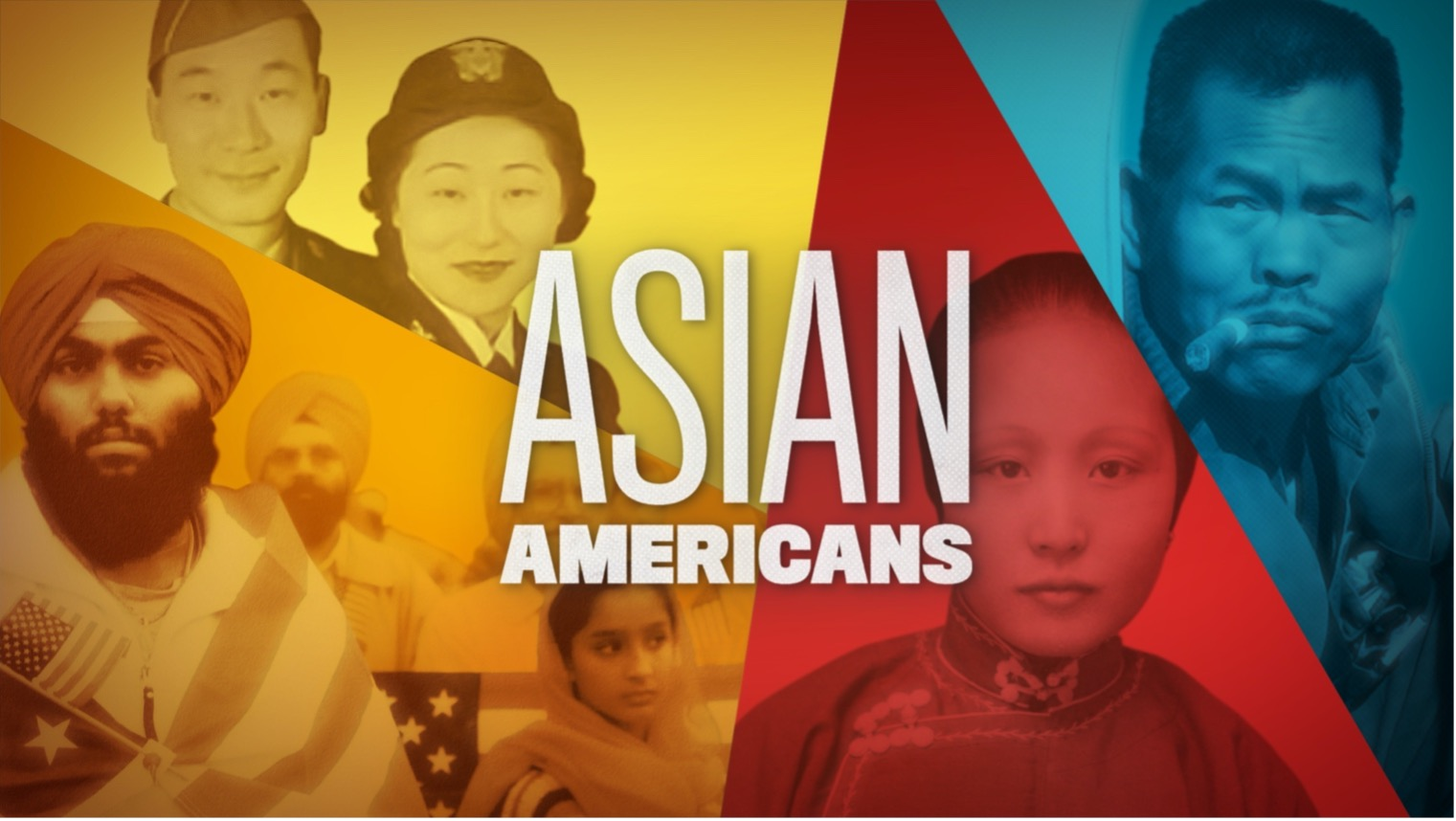 Asian Americans: a five-part documentary series