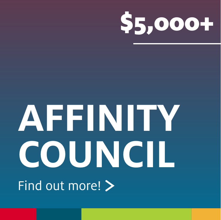 Join the Studio Society Affinity Council at a donation level of $5000 or above