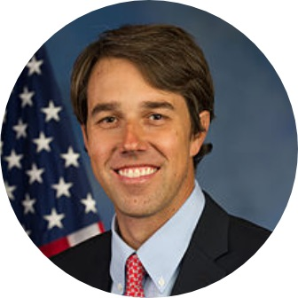 Beto O'Rourke, Democratic Candidate for U.S. Senate