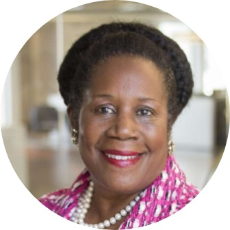 Sheila Jackson Lee, Democratic Candidate for TX 18th Congressional District