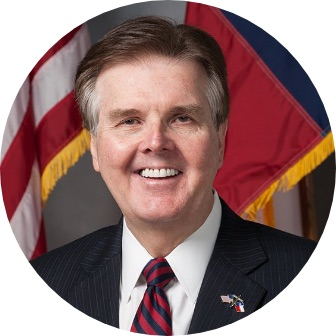 Dan Patrick, Republican Candidate for TX Lt. Governor