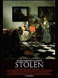This poster for Stolen features Vermeer's The Concert