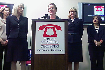 image of crime stoppers conference