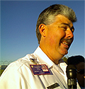 image of District Fire Chief Richard Mann