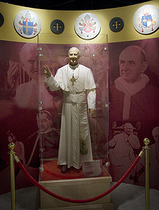 image of Pope John Paul likeness
