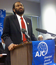 image of Houston Congressman Al Green