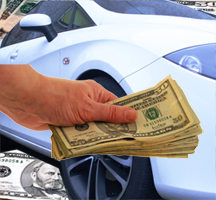 image of car company's asking for more money