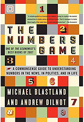 image of The Numbers Game book cover