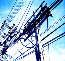 image of electrical lines