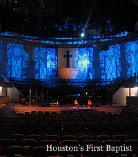 image of Houston's First Baptist Church