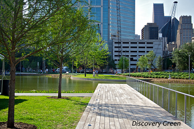 image of Discovery Green