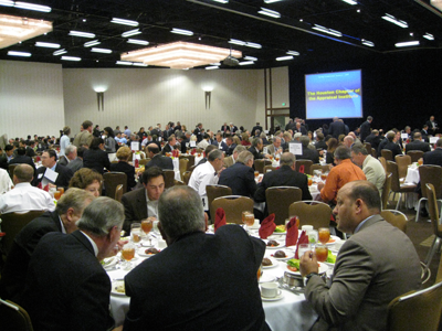 image of conference crowd