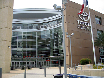 image of Toyota Center