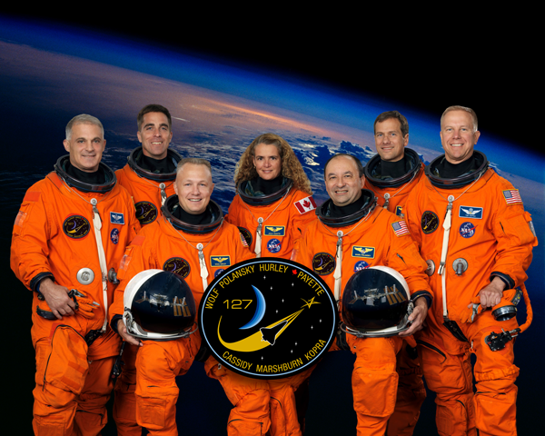 image of STS-127 Crew Photo