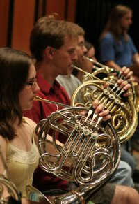 French Horn section