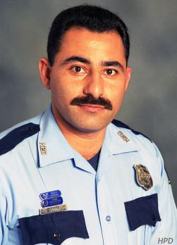 image of Officer Henry Canales