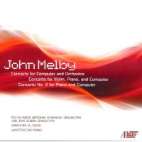 John Melby Concerto for Computer and Orchestra