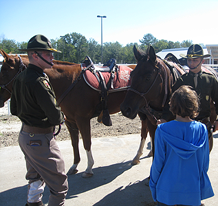 Mounted Patrolmen