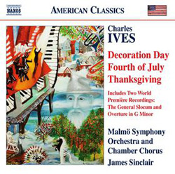 Charles Ives Holidays Symphony
