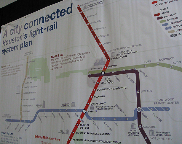 image of light rail system plan
