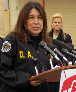 DA investigator Belinda Smith