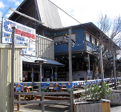 Big Woodrow's Bar and Grill