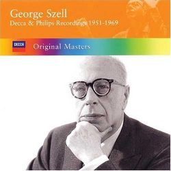 George Szell: Decca and Philips Recordings, 1951-1969