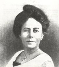 Houston suffragist Mary Ewing