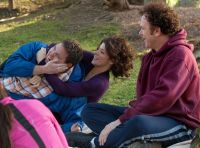 Jonah Hill, Marisa Tomei and John C. Reilly in Cyrus
