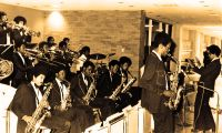 The Kashmere High School Stage Band in Thunder Soul