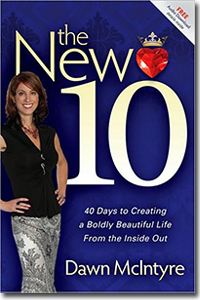 Dawn McIntyre's new book, The New 10