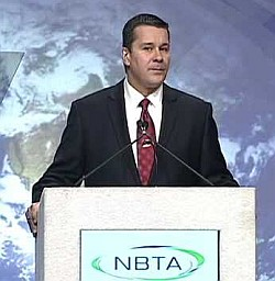 Craig Banikowski, President and CEO of the National Business Travel Association
