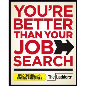 You're Better than your job Search book cover