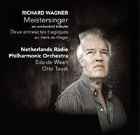 The Netherlands Radio Philharmonic Orchestra performs the works of Wagner