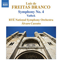 The RTE National Symphony Orchestra performs the works of Luis de Freitas Branco