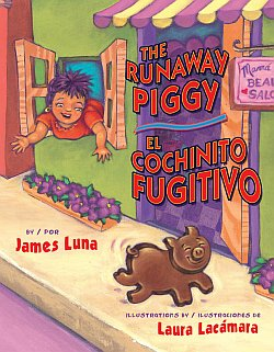 The Runaway Piggy (El Conchito Fugitivo) by James Luna