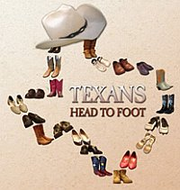 Texans Head to Foot logo