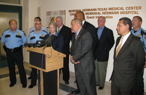 HPD press conference