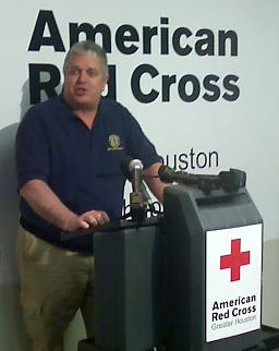 Harris County Fire Marshall Mike Montgomery