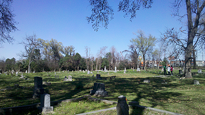 Olivewood Cementary
