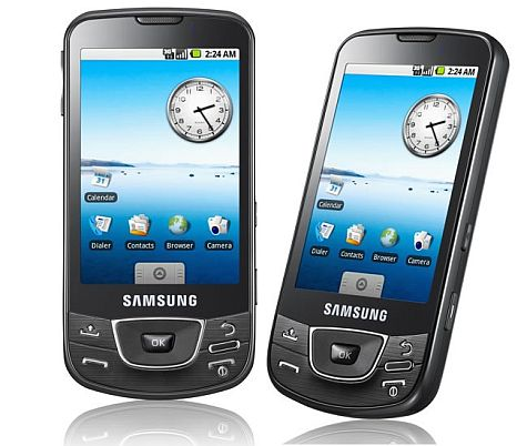 example of android smartphone