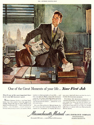 first job old