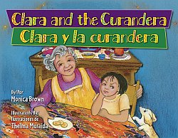 Clara and the Curandera book cover