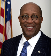 Official portrait of United States Trade Representative Ambassador Ron Kirk