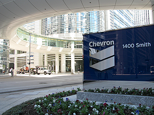 Chevron building