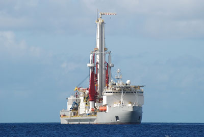 offshore drilling rig Noble Bully I
