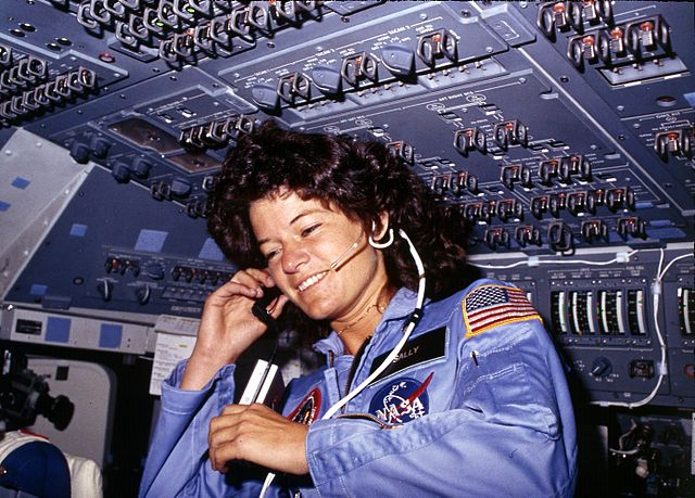 Dr Sally Ride