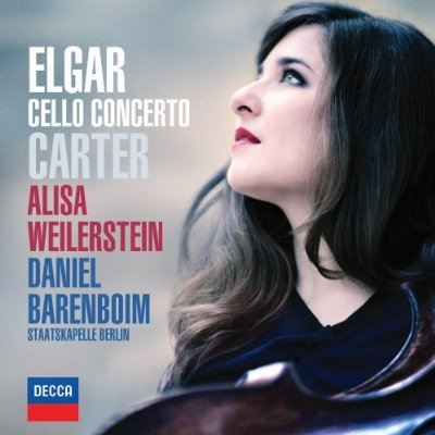 Elgar/Carter Cello Concerto, featuring Alisa Weilerstein