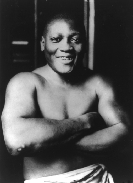 Jack Johnson: First African-American To Win Heavyweight Boxing ...